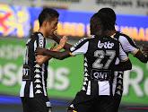 Charleroi won met 0-4 op het veld van Waasland-Beveren