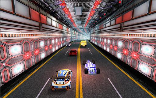 Top Speed Highway Car Racing  screenshots 4