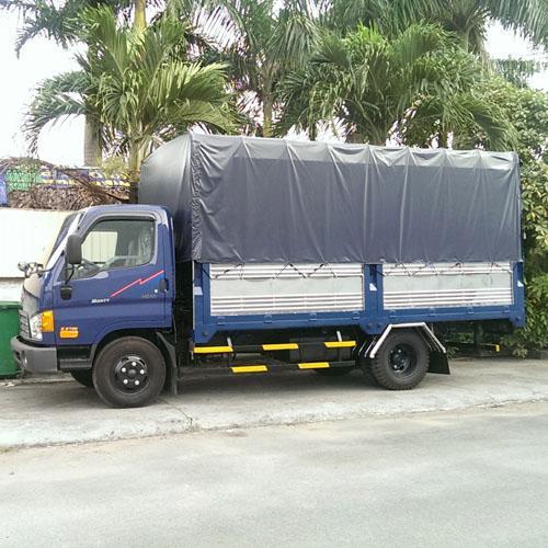 Xe tải chính hãng mang thương hiệu Hyundai - Ảnh 1