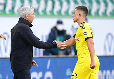 Coup dur pour Thorgan Hazard avec le Borussia Dortmund !