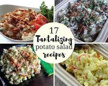17 Tantalizing Potato Salad Recipes