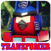 Guide Angry Birds Transformers