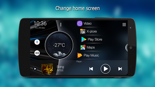 Car Launcher FREE 3.0.0.21 Screenshots 3