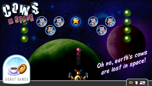 Cows In Space screenshots 1