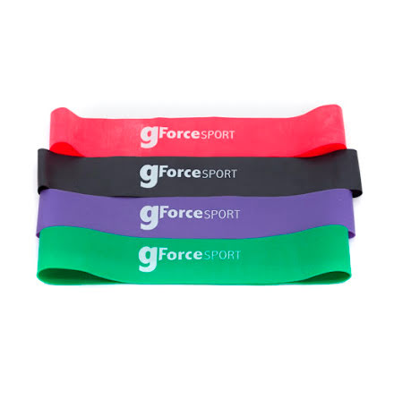 Minibands, set, gForce