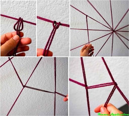 無料生活AppのDIYの糸デザインのアイデア|記事Game