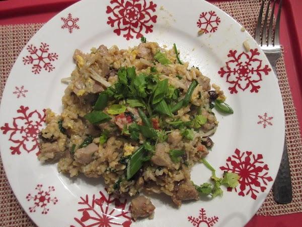 Terrio's Fried Rice Recipe