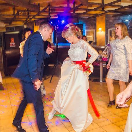 Wedding photographer Darya Trofimchenkova (DariaT). Photo of 31.10.2017