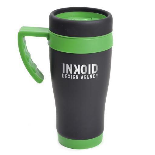 Stainless Steel Take Out Coffee Mug Custom Branded Drinkware