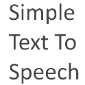 Simple Text Reader icon