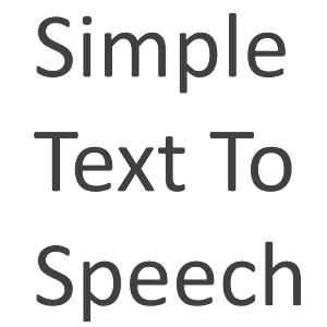Simple Text Reader