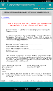 India - The Employment Exchanges Act, 1959 - náhled