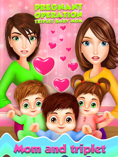 Pregnant Operation Triplet Baby Mom Care Hospital for PC