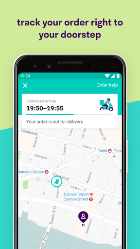 Deliveroo screenshot 4