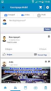Kasımpaşa Mobil - náhled