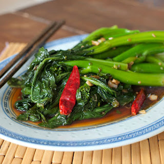 Easy Chinese Broccoli with Oyster Sauce