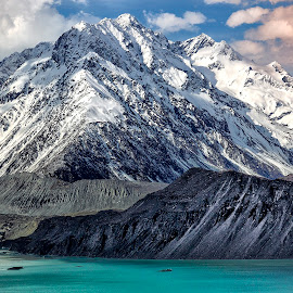 Southern Alps by Stanley P. - Landscapes Mountains & Hills (  )