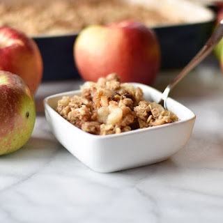 Autumn Apple Crisp