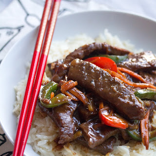 Hoisin Ginger Beef Recipes