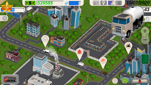 Code Triche Transport Luck tycoon mod apk screenshots 1