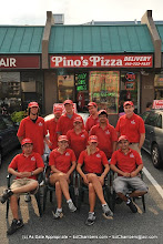 Photo: Pino`s Pizza`s dinner crew! 410-723-FAST (3278) 81st street & Coastal Hwy. Ocean City Maryland.  Call for fast 10-minutre Carry-out, or ExPreSS DeLiverY to all Ocean City.