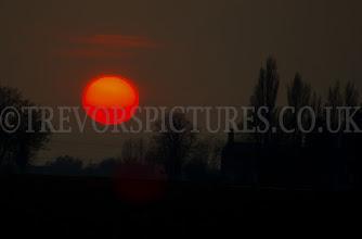 Photo: WRANGLE SUNSET