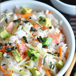 Slacker Sushi Bowls.