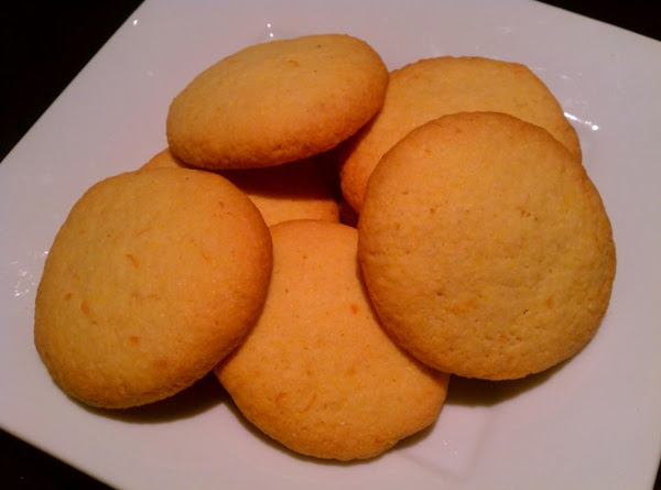 Lemon-cornmeal Cookies Recipe