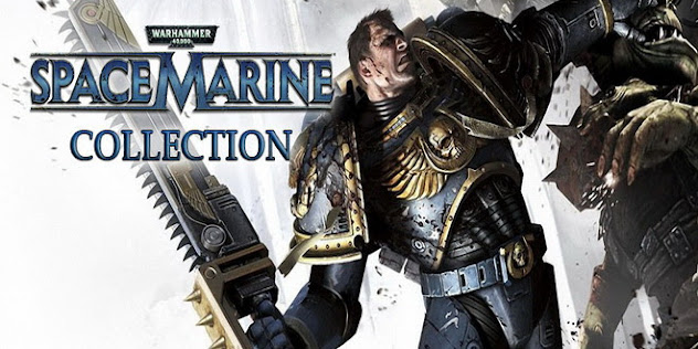Warhammer 40.000 Space Marine Collection-PROPHET
