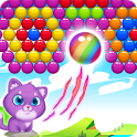 Bubble Shooter Kitty icon