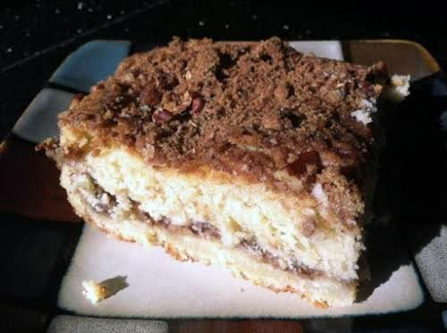 "Mom's Sour Cream Coffee Cake ""I'm not a baker so I look..."