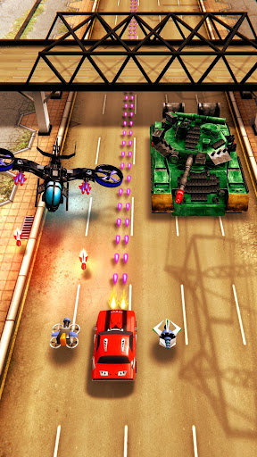 Chaos Road: Combat Racing modavailable screenshots 3