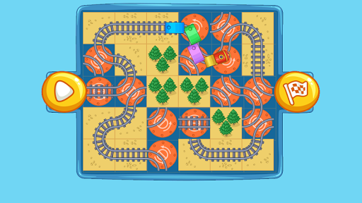 Railway: train for kids 1.0.5 screenshots 11