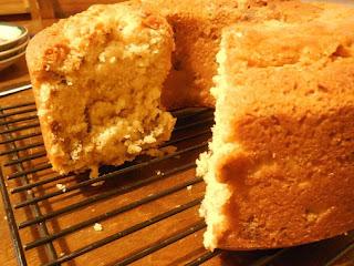 Caramel Pecan Pound Cake Recipe