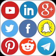 All Social Media List - List of social networks