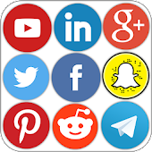 All Social Media List - List of social networks