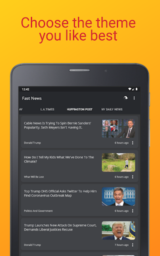Fast News 3.5.5 Screenshots 19