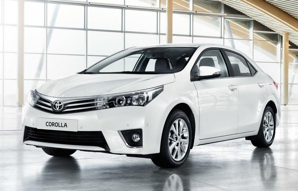 Cele mai cunoscute și fiabile 5 mașini japoneze  - Toyota Corolla