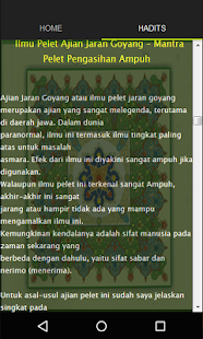 Mantra pelet jaran goyang apps on google play screenshot image stopboris Gallery
