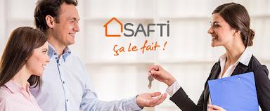 Comment SAFTI parvient à renforcer son image de spécialiste de l'immobilier ?
