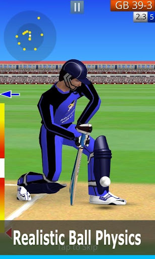 smashing cricket - a cricket game like none other screenshot 3