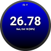 Decimal Time Watch Face