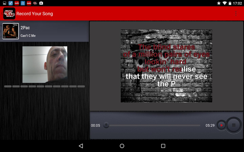 The Art of Rap - screenshot