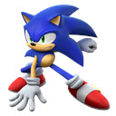 Sonic HD wallpaper new tabs theme