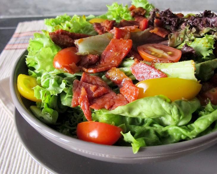 Tandoori Bacon Salad Recipe