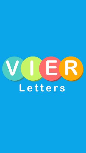 VIER Letters Woordspellen