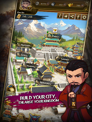 Match 3 Kingdoms: Epic Puzzle War Strategy Game android2mod screenshots 7