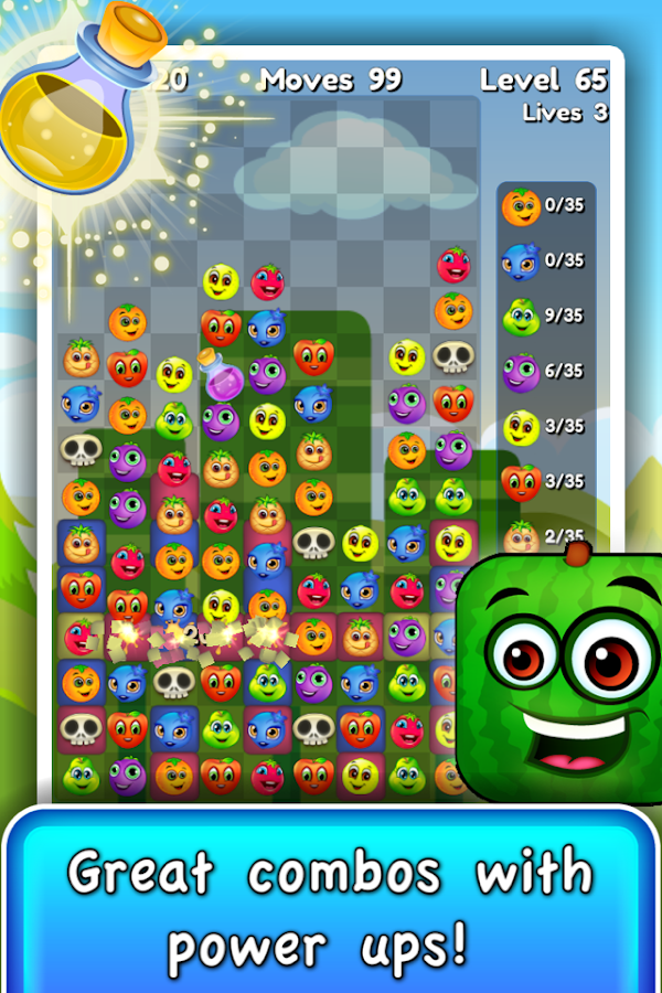 Frenzy Fruits Premium- screenshot