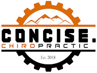Concise Chiropractic logo