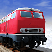 Train Driving Simulator Pro icon